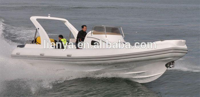 Liya 27ft RIB inflatable boats china passenger ferry boats for sale#passenger ferry boats for sale#boat