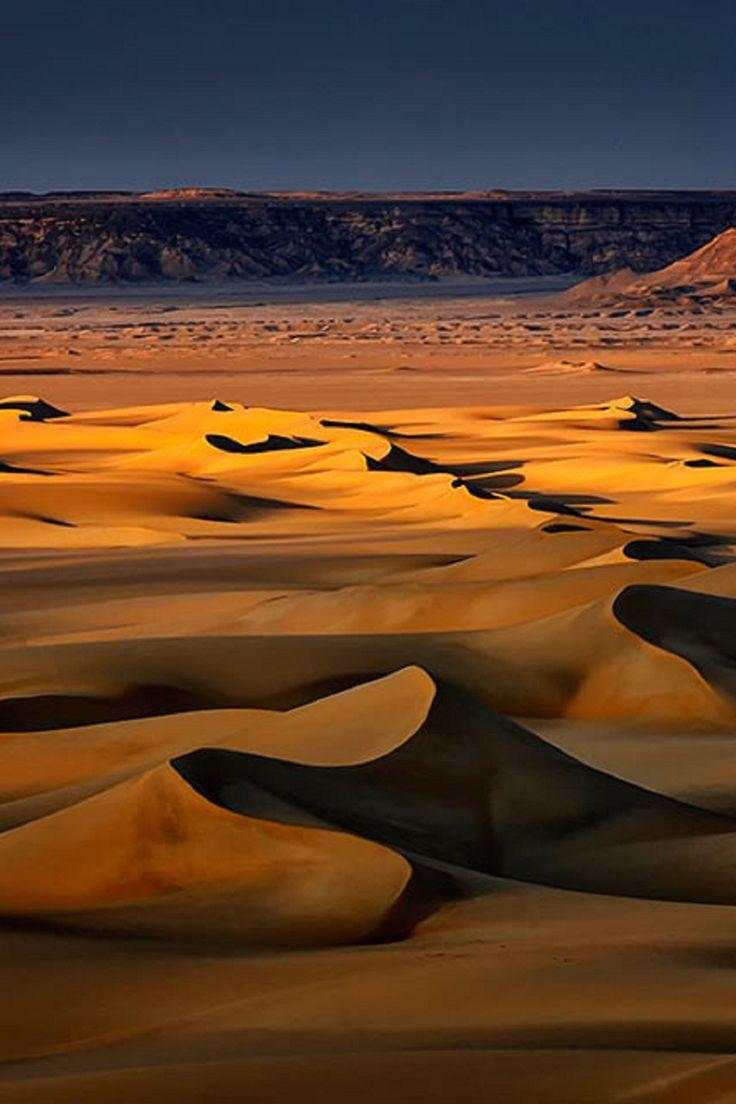 De camino a Oriente: el Desierto Blanco, Egipto.