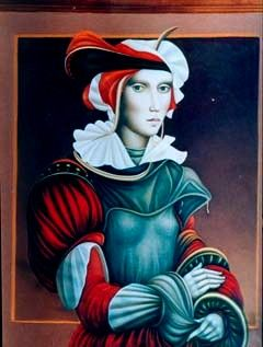 ''La Niña María'' Carmen Aldunate