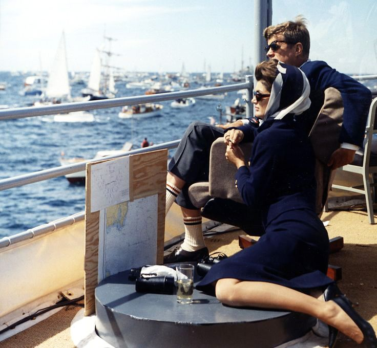 Jackie & Jack Kennedy  #eyewear #sunglasses #fashion #style #accessories #archivista