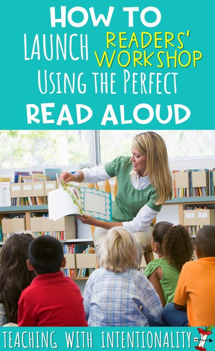 Use the perfect read aloud to launch readers' workshop and set the tone for your reading instruction throughout the year.  This lesson is also the perfect springboard for setting reading goals students can understand and manage.