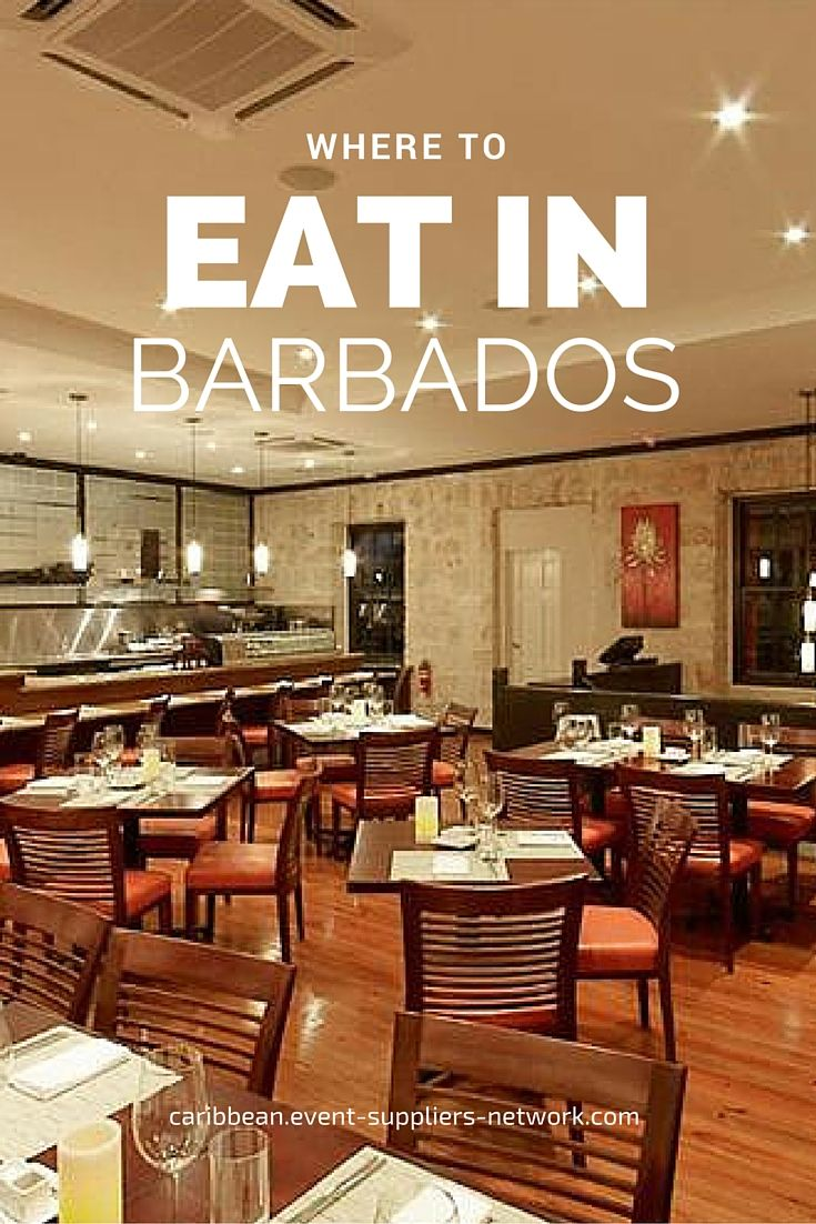 Locate Barbados restaurants, bars, cafes and lounges. Click to learn more.  (Photo credit: Nishi Restaurant)