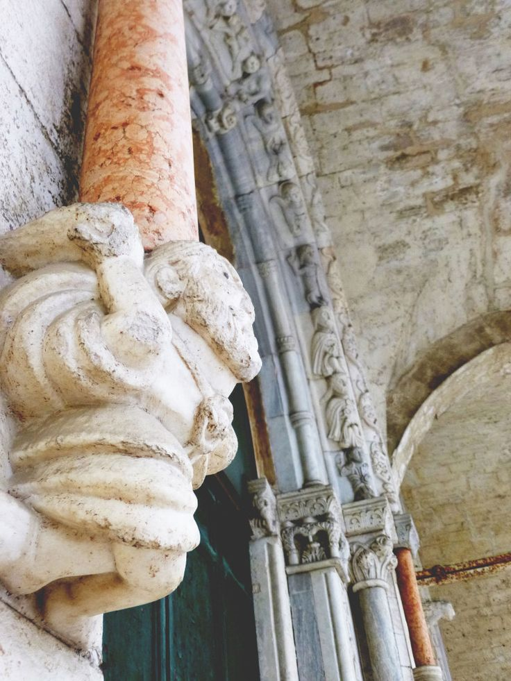 Central Italy OSIMO and its gothic cathedral with an Alchemic story. Discovering Marche region hidden treasures!  osimo-central-italy-art