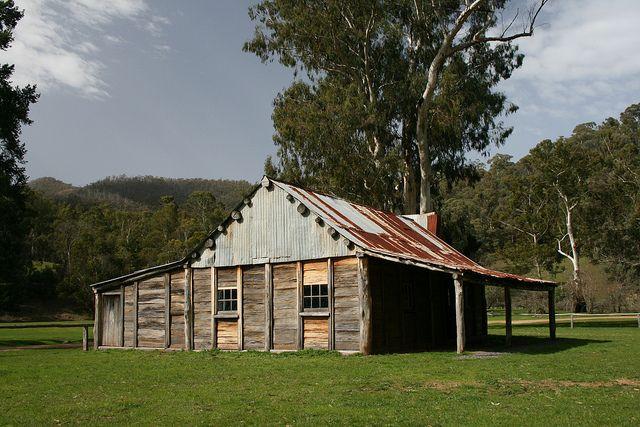 Frys Hut, Howqua, Victoria