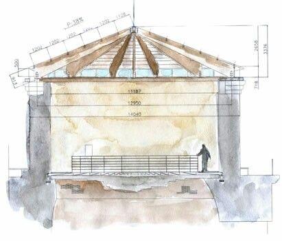 Rehabilitación Torre del homenaje del Castillo de los Duques de Alba www.eltallerdelarquitecto.es