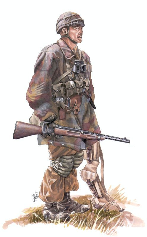 Paracadutista della folgore
