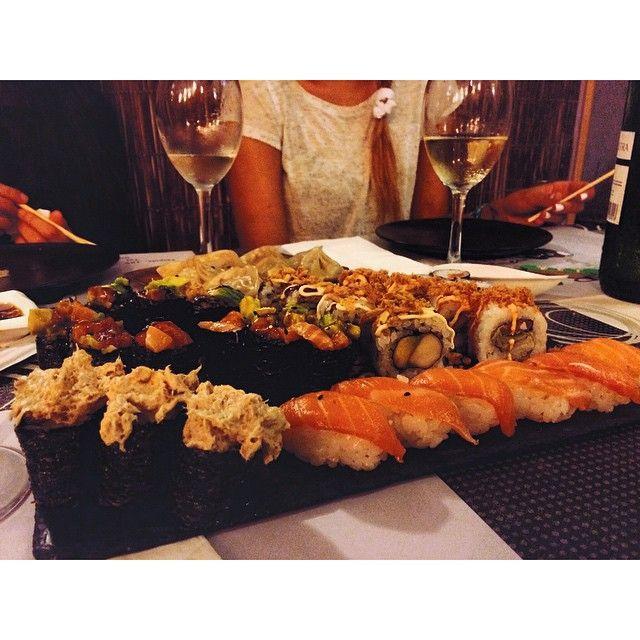 sushi @ Ogura #Barcelona