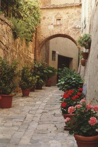 San Quirico d'Orcia ~ Provincia di Siena ~ Toscana ~ Italy