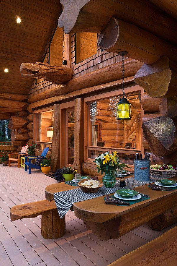 les 186 meilleures images du tableau pioneer log homes british columbia canada sur. Black Bedroom Furniture Sets. Home Design Ideas