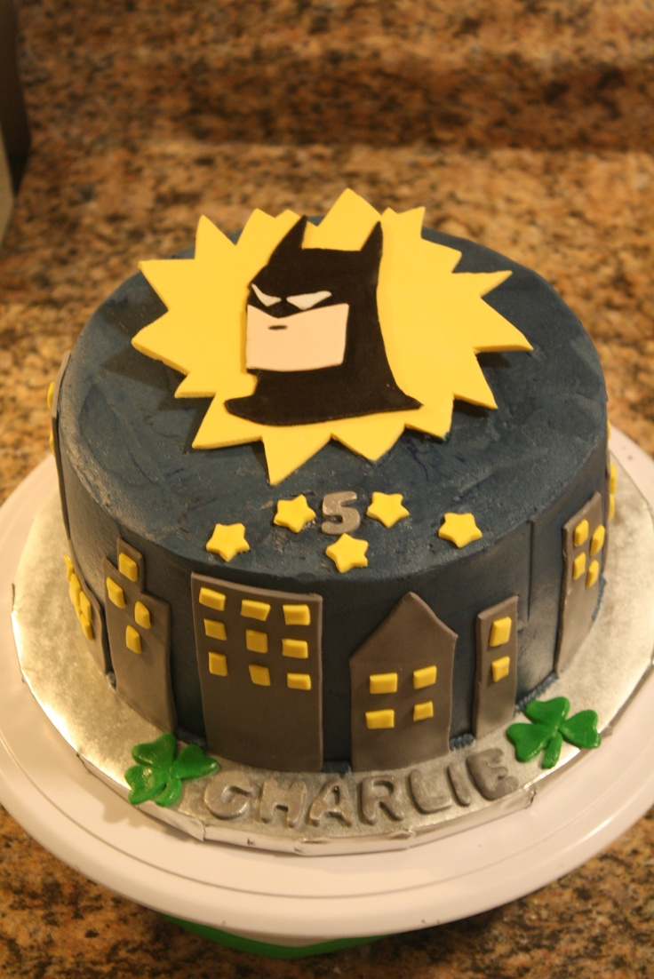 batman cake  #DarkKnightRises