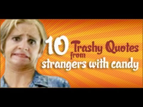 Fun fact- Jerri Blank, from 'Strangers with Candy,' is the one girl we would never, ever bang. Here are the 10 trashiest quotes from her cult show. http://ww...