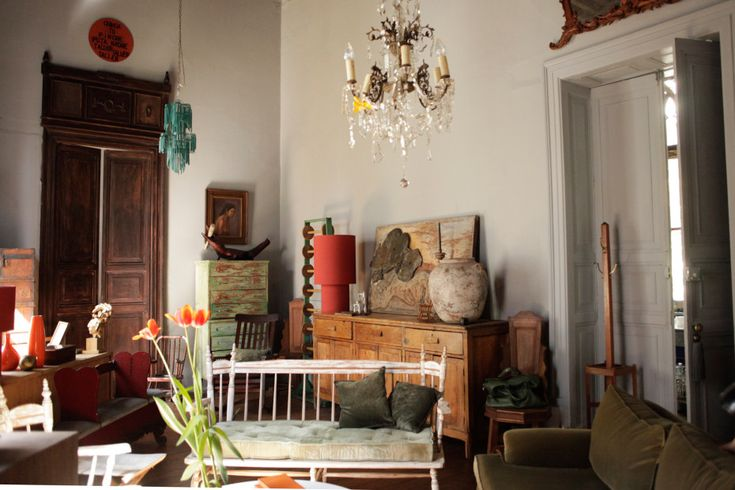 The eclectic Mexico City home of Belgian interior designer Dirk Jan-Kinet