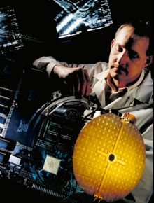 Synthetic Aperture Radar (SAR)...helped provide the basis for radar systems with greatly improved angular resolution