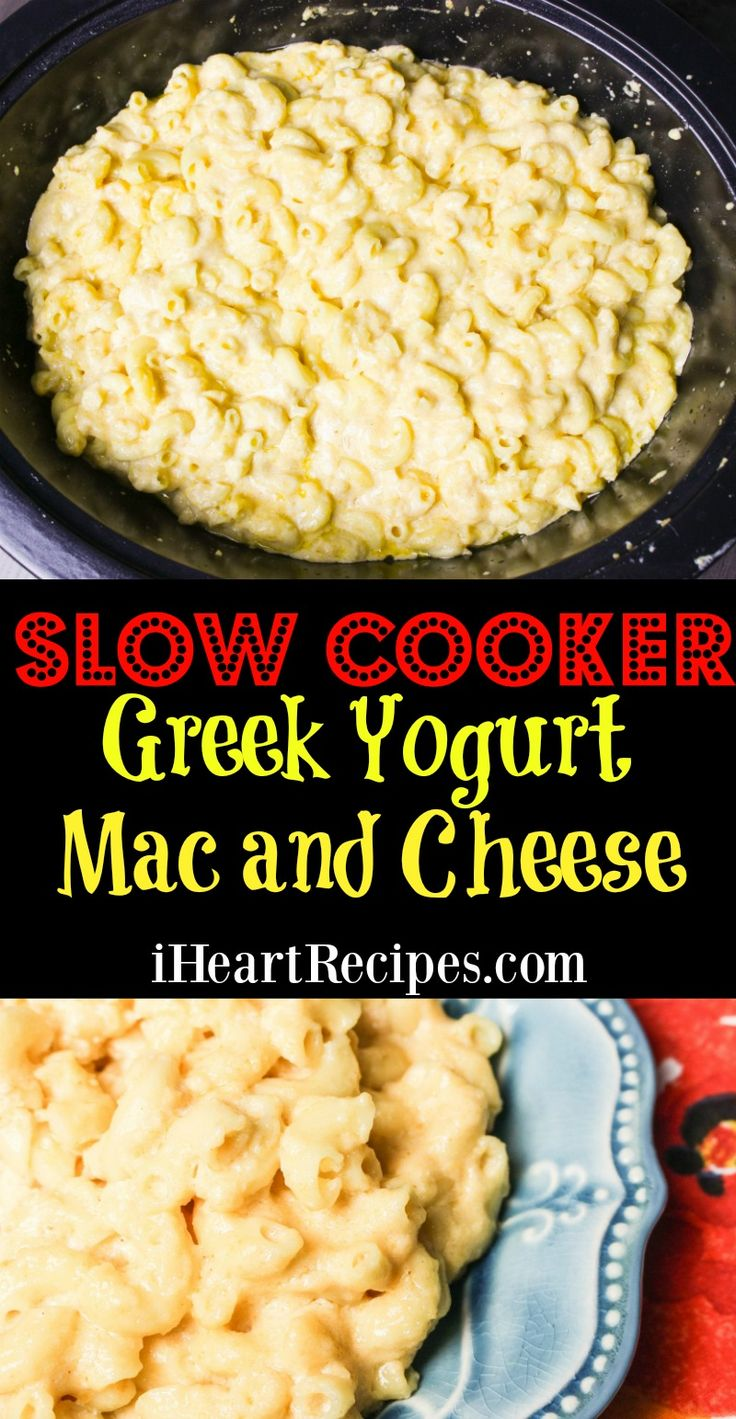 Creamy cheesy southern, soul food macaroni and cheese made in the slow cooker. No boiling pasta, no eggs, and without Velvetta & evaporated milk! My slow cooker macaroni and cheese recipe has g…