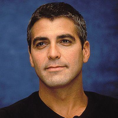 George Clooney- Like a fine wine...