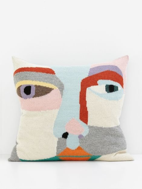 Kuddfodral, Face it pillow