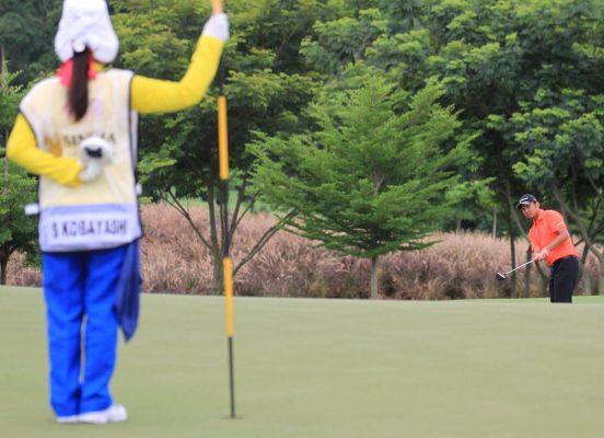 日本ゴルフツアー機構 - THE SINGHA CORPORATION THAILAND OPEN   フォトギャラリー