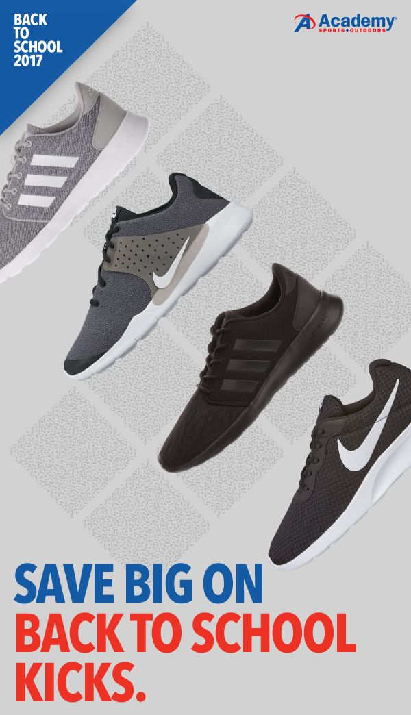 No back to school season is complete without a new pair of shoes -- and  chances are your kid already has a pair in mind. Get those must-have adidas  or Nike ...