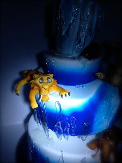 Cake Designer: Torta Era Glaciale