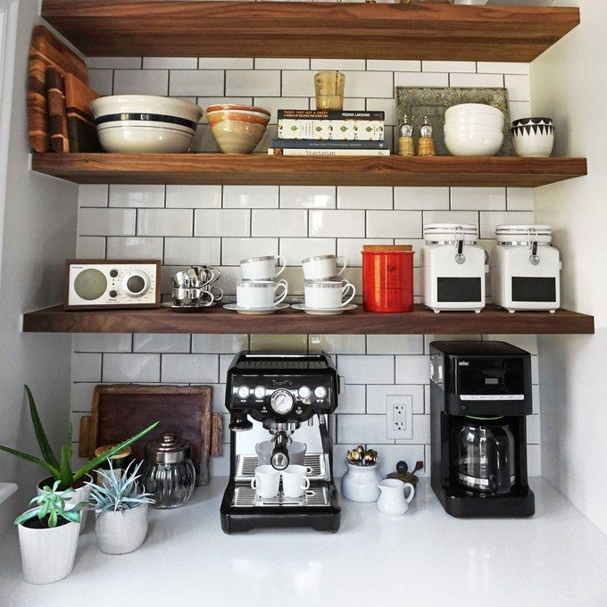 The 25 Best Coffee Nook Ideas On Pinterest Tea Station Coffee Area And Coffee Bar Ideas