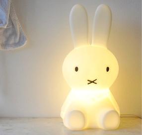 Mr Maria miffy lamp #miffy #mr maria