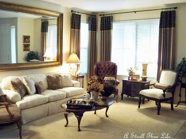 25 best ideas about mirror over couch on pinterest over - Decorating with mirrors in living room ...