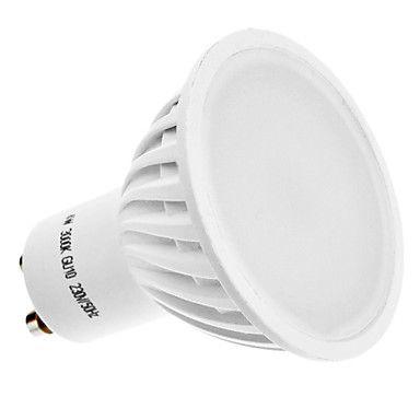 GU10 5W 42x3014SMD 330LM 2700K Warm White Light LED Spot Bulb (220-240V) – SEK Kr. 69