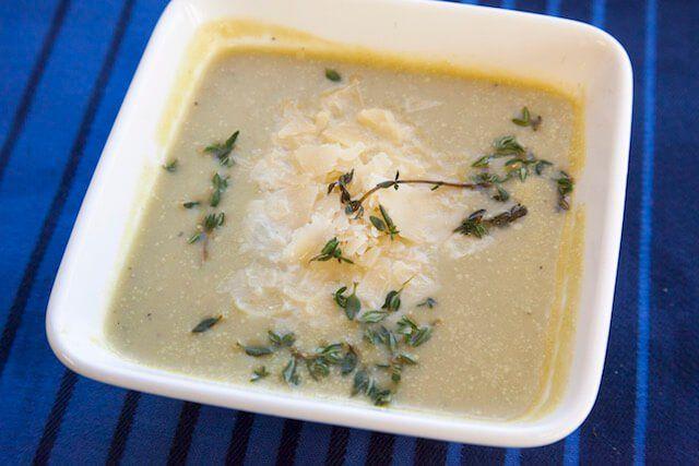 Dr. Gundry's Leek & Cauliflower Soup Recipe (lectin-free!) – Paula Schneider