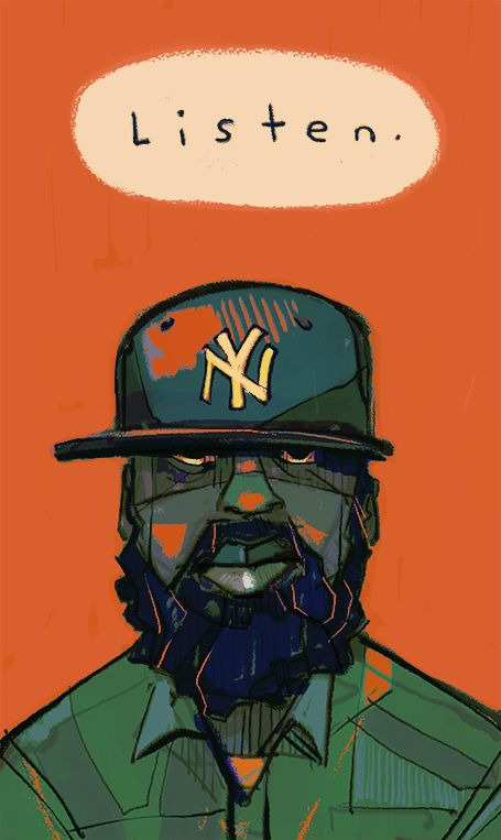 Sean Price by michaelfirman