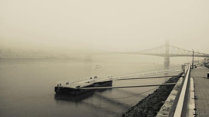 CET Bálna Budapest wharf / Kai-Repositories