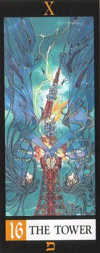 X/1999 Tarot Card - x1999 Photo (29923866) - Fanpop