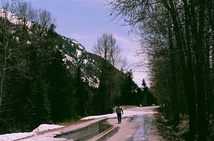 Aspen Highlands, CO Shaun O'Brien Country roads, Aspen