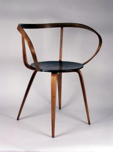 George Nelson - Pretzel Chair 1952// Hungry?