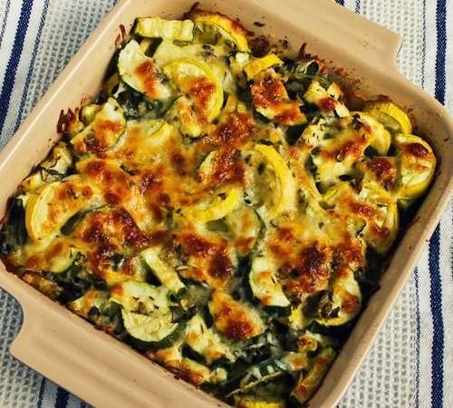 Haleyinthekitchen: Zucchini Squash Bake