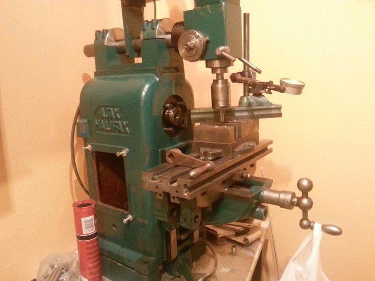 brown milling. horizontal milling machine brown