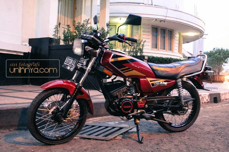 Top modif motor rx king solo