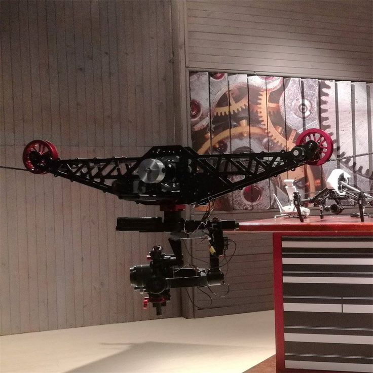Professional video shooting equipment Cablecam System | Dream Jewelry Place. Find Earring, Necklace, Rings and More.