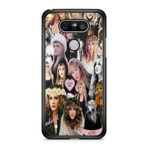 Stevie Nicks Collage Phone Cases as LG G5 case, LG G4 case, and Nexus 5 Cover for Sale at $15