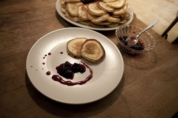 PTteam - The blog: Deliciousness - Pancakes for Carnaval!