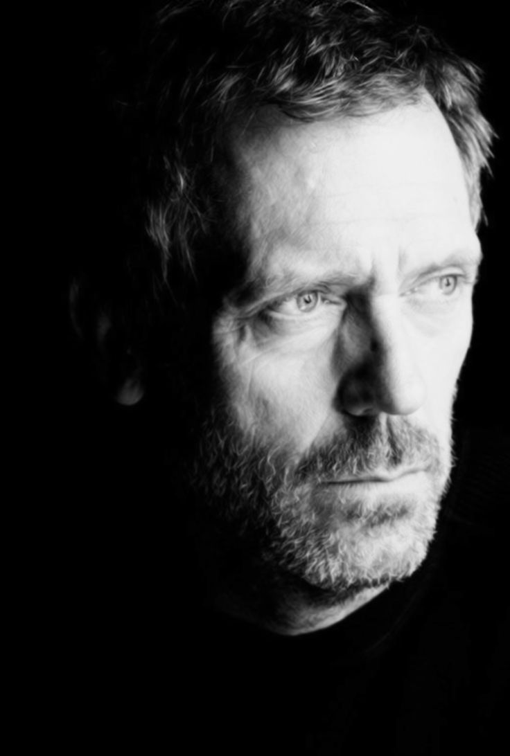 Hugh Laurie - English actor, comedian, writer, musician, and director. What an amazing human being.
