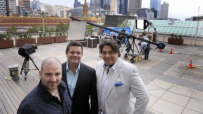 Foodies rejoiced when it was announced #Masterchef is moving to Melbourne in 2013