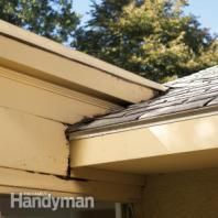 Keep your aluminum and vinyl siding in great shape with these projects and tips that show you how to install and repair siding.