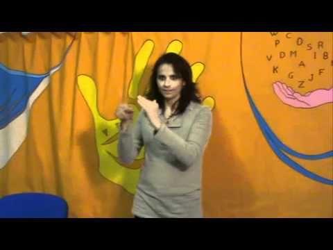 1º Cuento Lengua de Signos Española (LSE): Caperucita Roja - YouTube