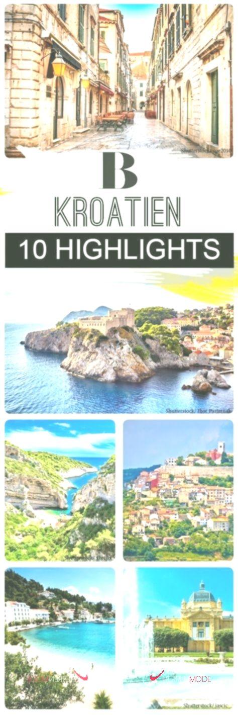Kroatien: Die 10 schönsten Urlaubsorte – Herren Mode