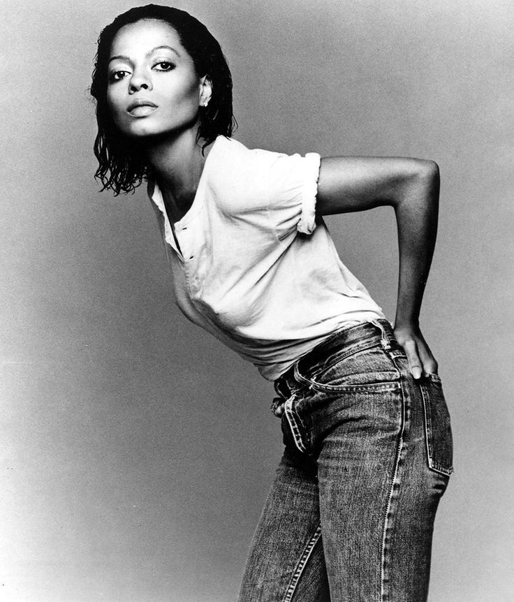 Gorgeous! How to Be a Babe Without Trying: Taking Cues from Diana Ross's Damp Hair and Black Eyeliner – Vogue