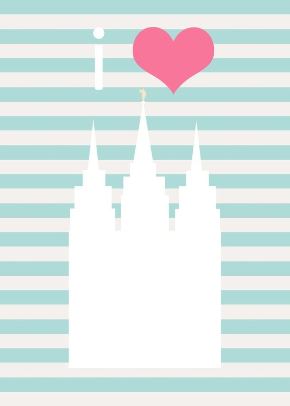 I ♥ Temple: Temple Printable, Gorgeous Printable, Lds Church, Fun Printable, Girls Room, Fun Temple, Girl Rooms, Kids Rooms