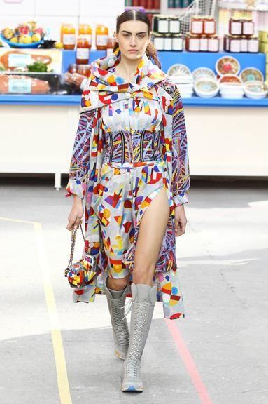 Botênis da Chanel