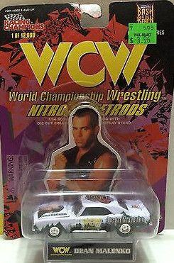 (TAS006475) - WWF WCW nWo WWE Nitro-Streetrods - Dean Malenko