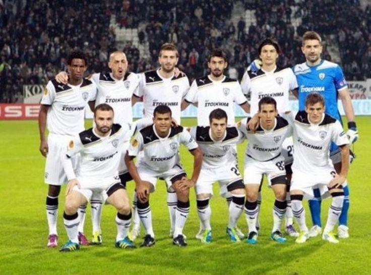 2011-12 UEFA Europa League (Group A) PAOK (2–1) Shamrock Rovers