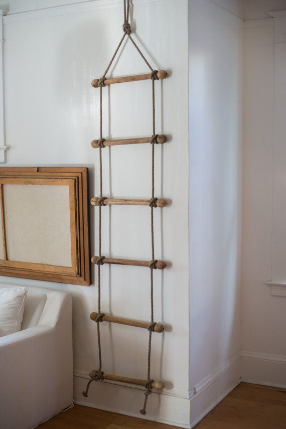 Best 20 Rope Ladder Ideas On Pinterest